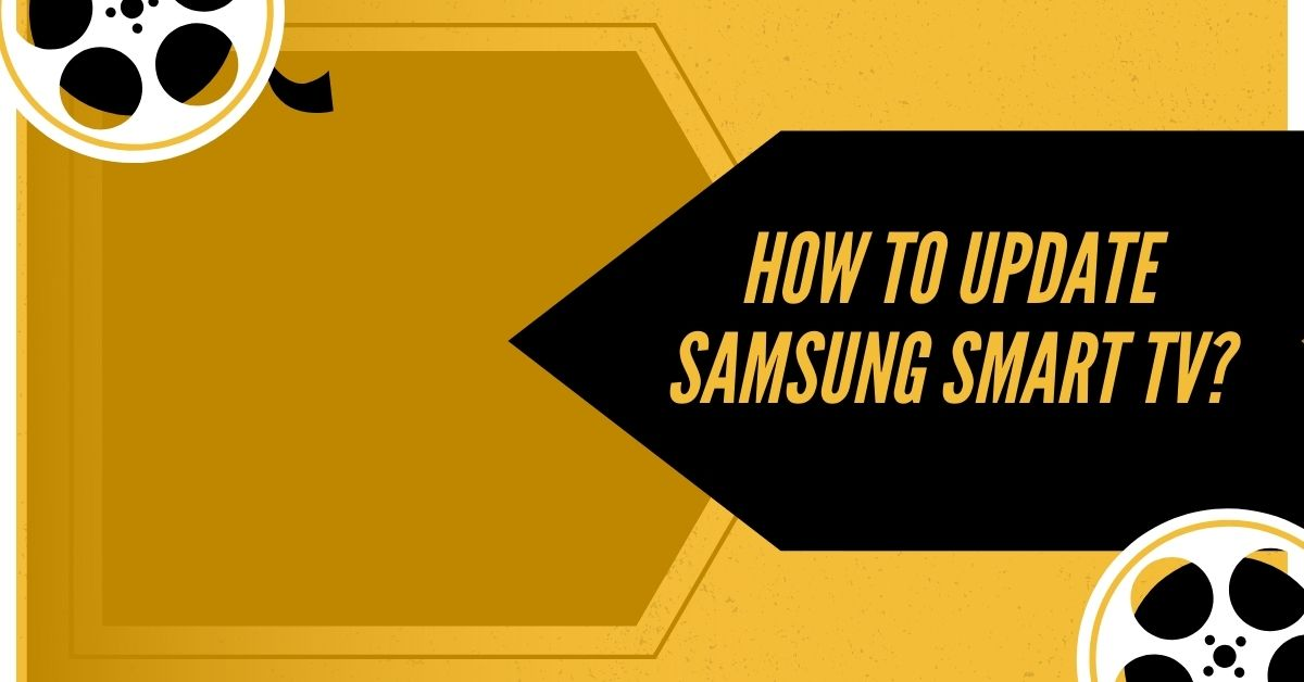 How to update Samsung Smart TV - Fexti
