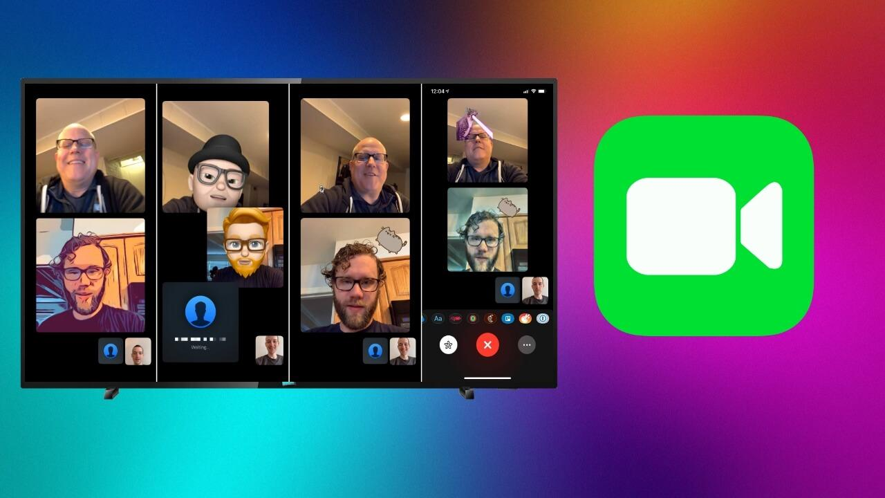 can you FaceTime on Apple TV